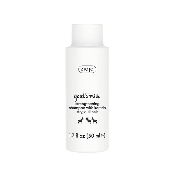 羊奶強韌潔淨洗髮精50ml