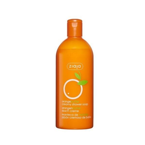 橙橘活力滋潤沐浴乳